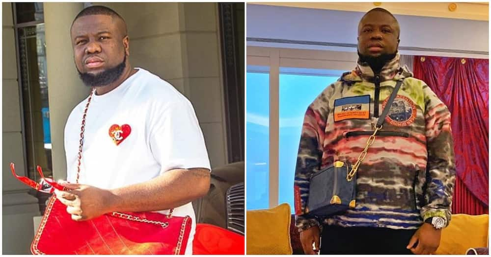 Hushpuppi: Video Showing How Internet Fraudster Was Captured By Dubai Police in Hotel Room