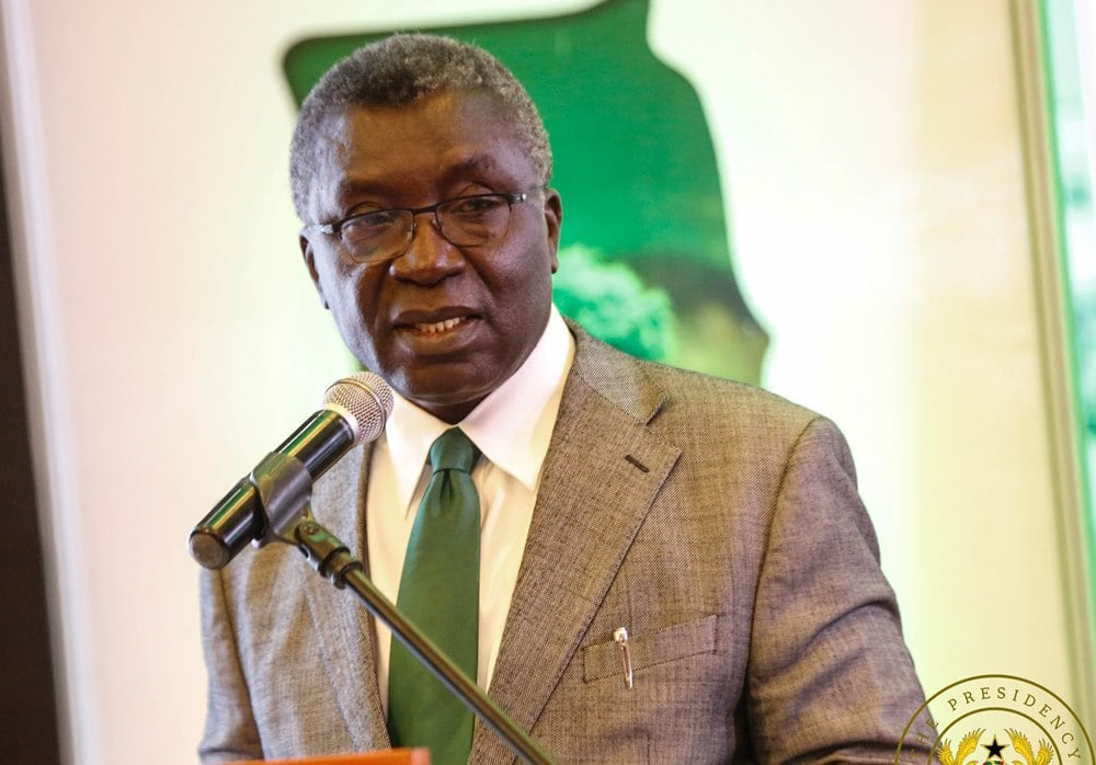 Only 3000 Ghanaians can change Ghana – Frimpong Boateng
