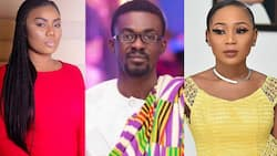 Scammer NAM1 is even free and doing Instagram post - Bridget Otoo goes angry over Akuapem Poloo's conviction