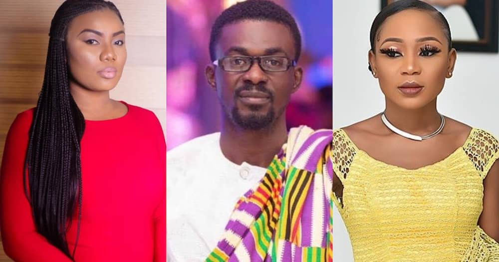Bridget Otoo: Broadcaster Angry over Akuapem Poloo's Conviction as NAM1 Walks Freely About