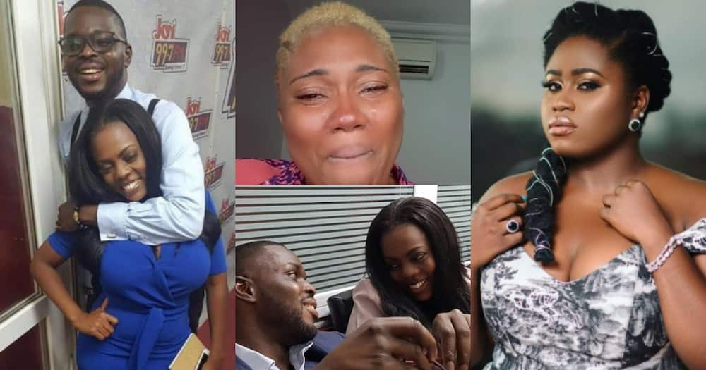 Old chat between Lydia Forson and Nana Aba fighting amid Kojo Yankson sleeping with them pops up
