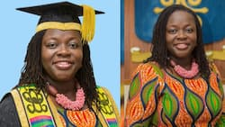 49-year-old female professor appointed as vice-chancellor of University of Ghana