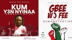 Ejura Shooting: NDC to embark on 'March for Justice' demo on July 6
