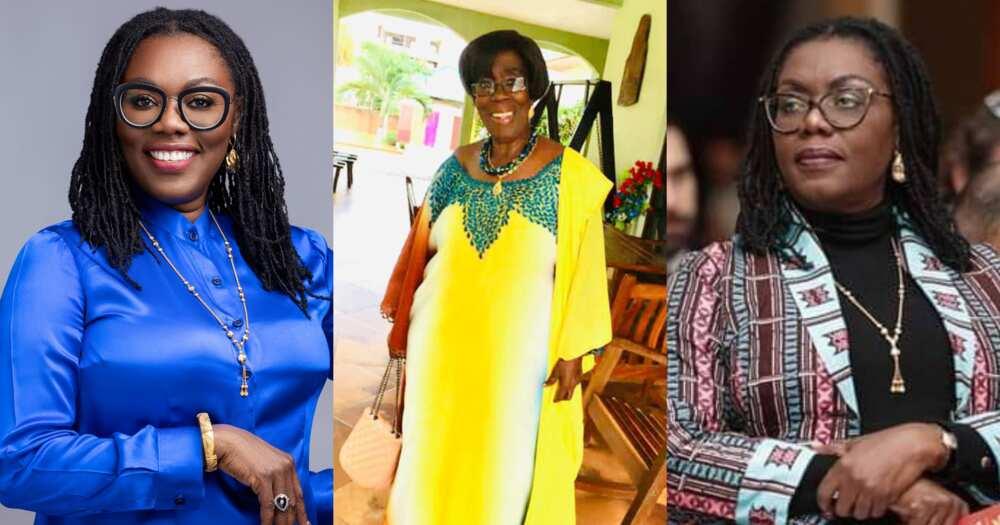 Ursula Owusu Shares Photos Her Stylish Mother As She Celebrates Her 79th Birthday
