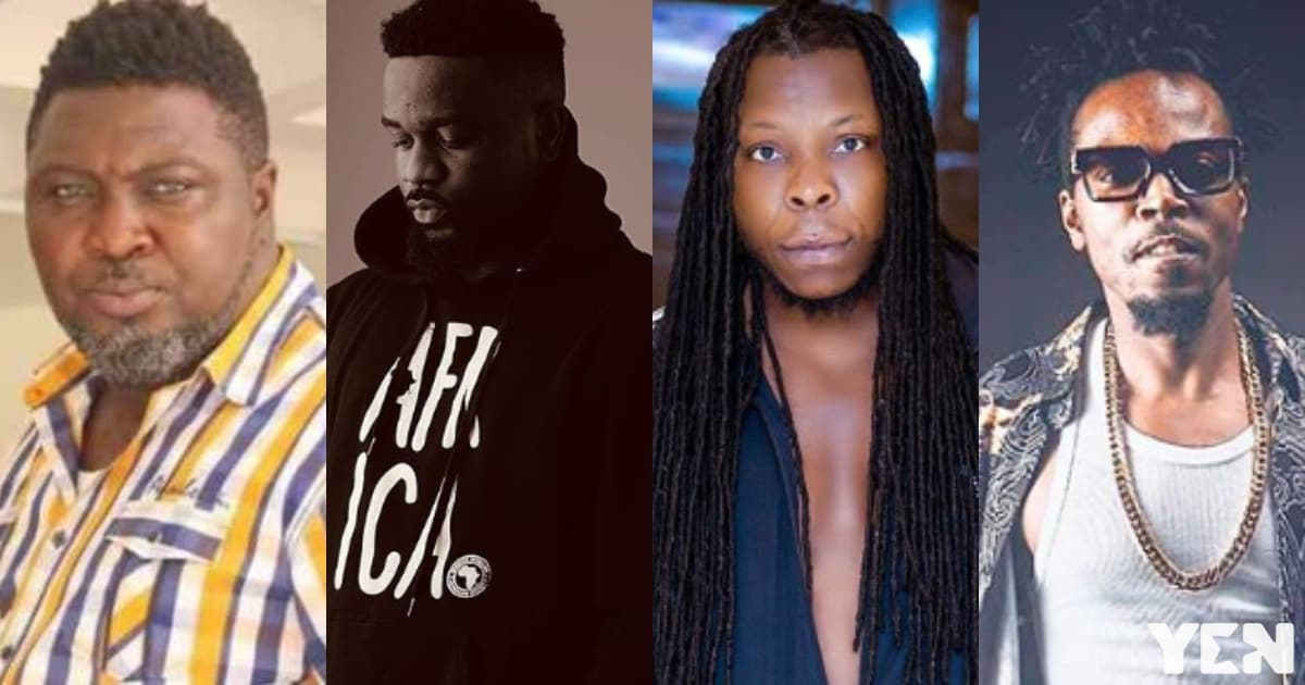 Hammer reveals how he used to discipline Sarkodie, Edem, Kwaw Kese and co.