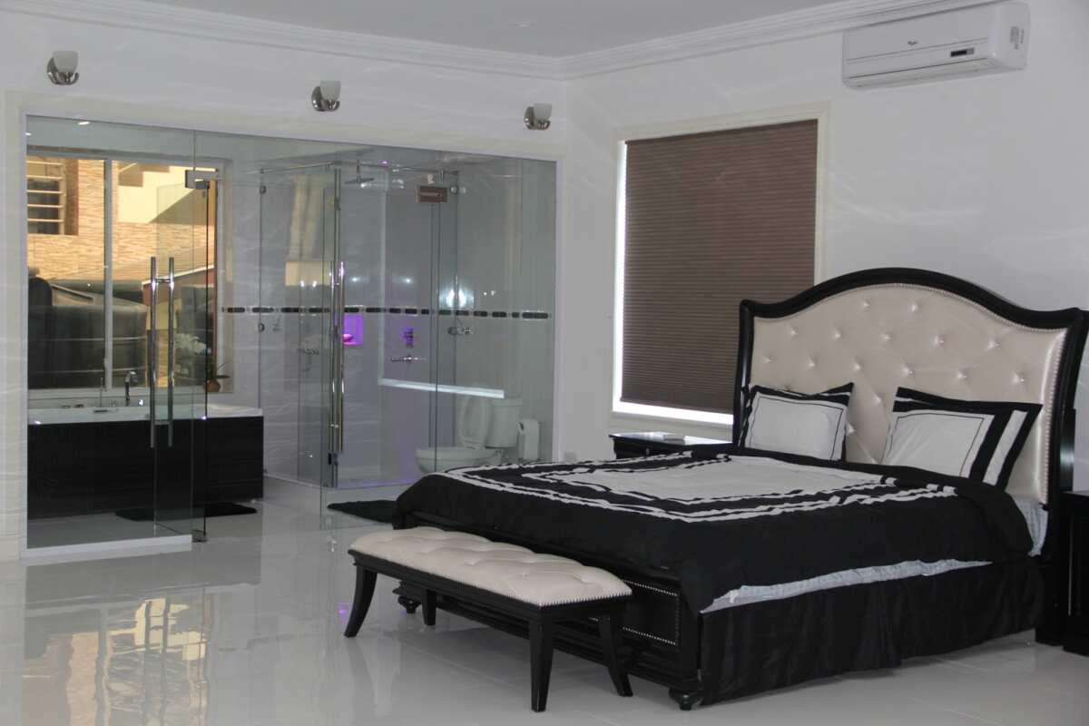 Inside Asamoah Gyan's GHC15m mansion (Photos)