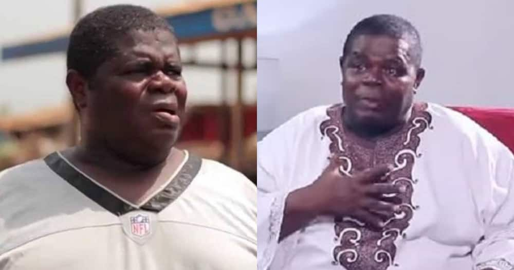 Psalm Adjeteyfio: Actor TT Receives more cash from Donors; Falls on his Knees in new Video