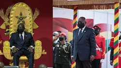 Akufo-Addo, Bawumia sworn in for another four-year term