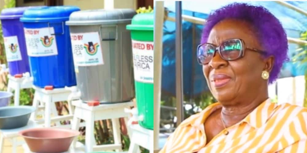 Veronica Bekoe: 7 top facts about the genius Ghanaian woman who designed the Veronica Bucket (video)