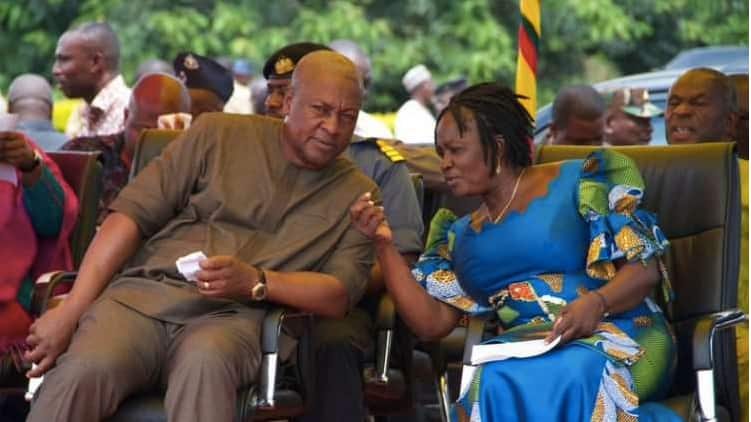 NDC will scrap law on the ban of importation of salvaged vehicles - Mahama