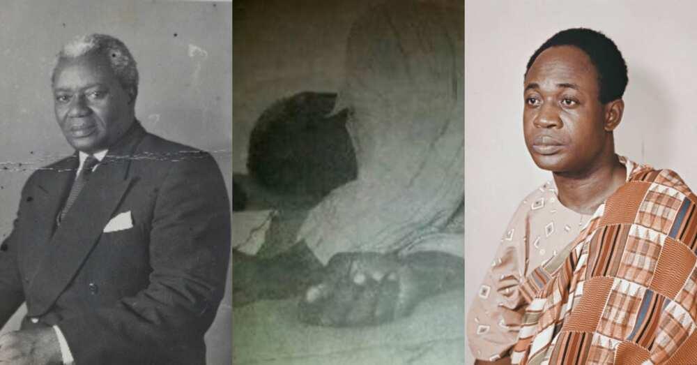 Feb 4 1965: Bix-six member J.B. Danquah died in condemned Nsawam cell at 69