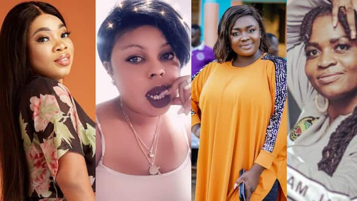 Moesha thanks Ayisha Modi in latest chat; Afia Schwar, Tracey Boakye, and Diamond Appiah sacked from her house - Modi alleges