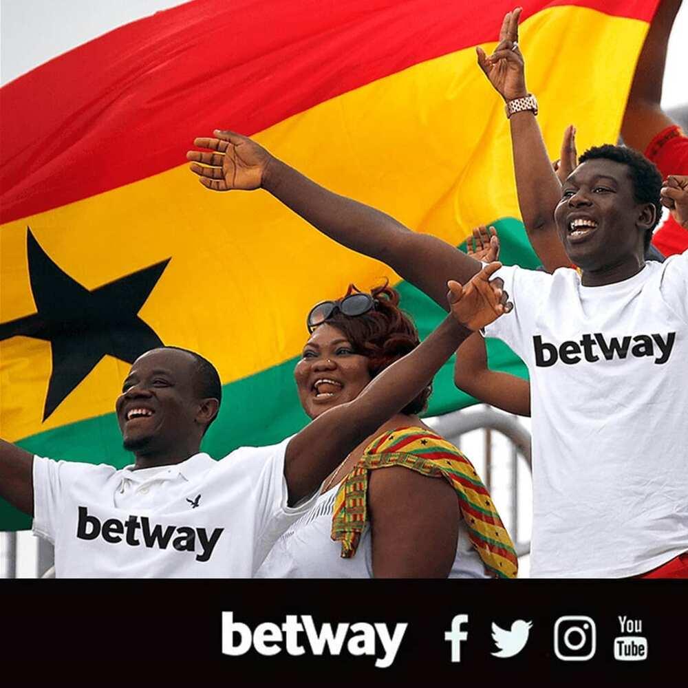 betting companies in Ghana