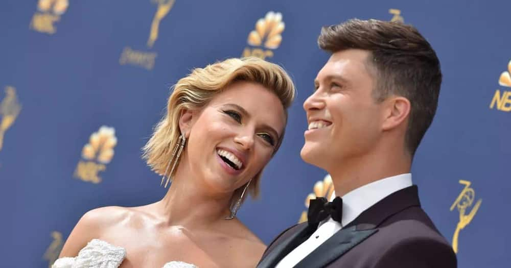 Scarlett Johansson and hubby Colin Jost have kept the news a secret.