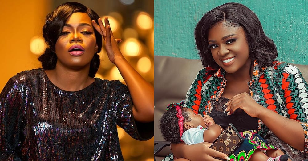 Tracey Boakye vs Mzbel: 5 allegations actress has made against singer