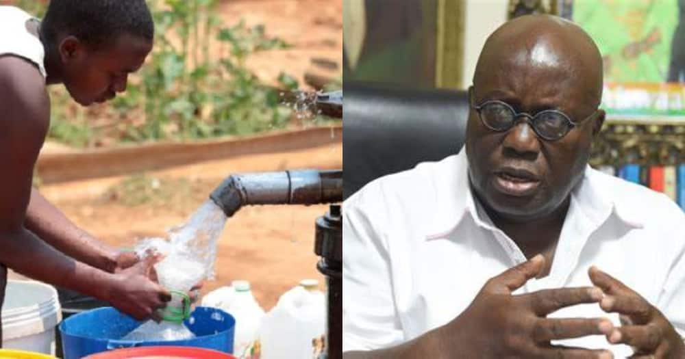 Fact check: Akufo-Addo's claim of provision of free water to all Ghanaians misleading
