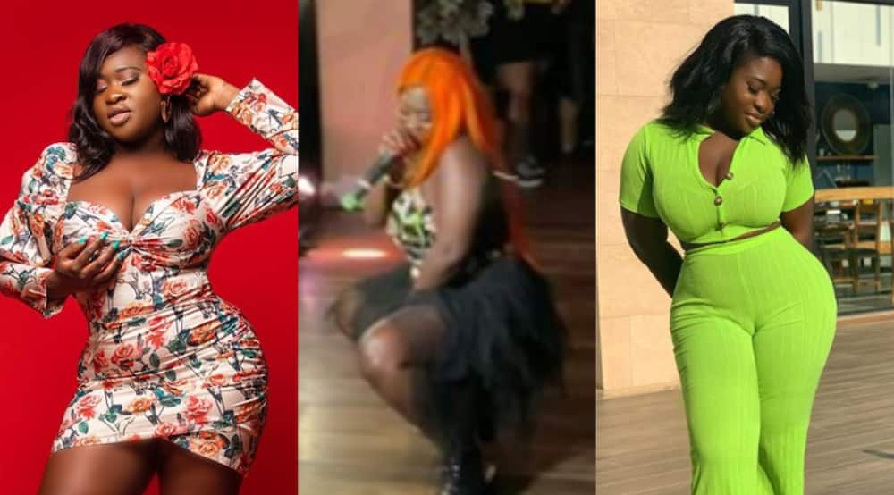 Fresh from oven: Sista Afia drops hot photos for fans as she turns 28