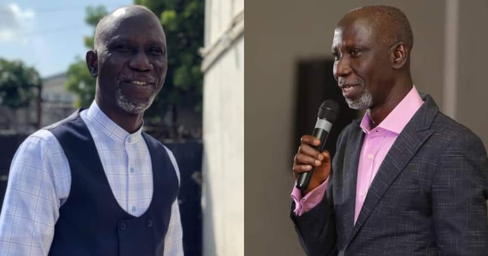 Uncle Ebo Whyte gives reasons why men do not rush into marriage