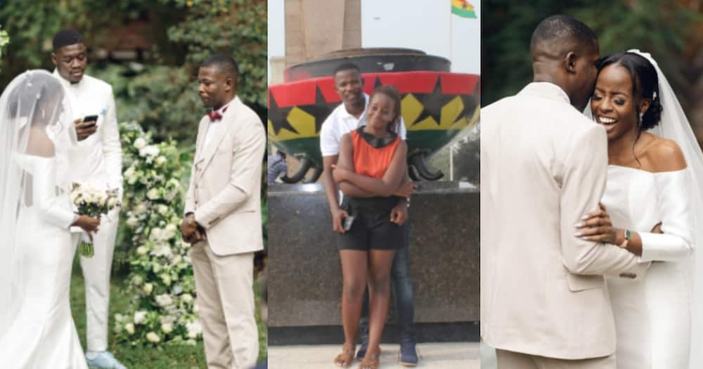 Man who Volunteered as tour Guide for Tourist ties the knot with the same Person six Years Later