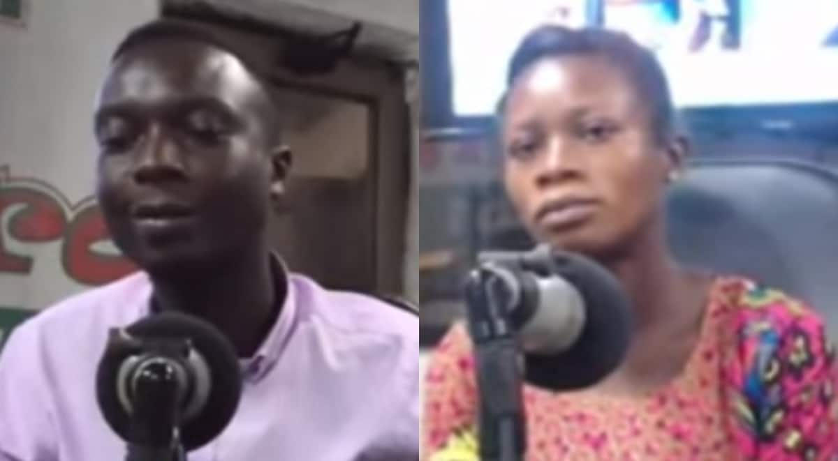 Nat'l service man gives account account of how he impregnated his neigbour's maid in video