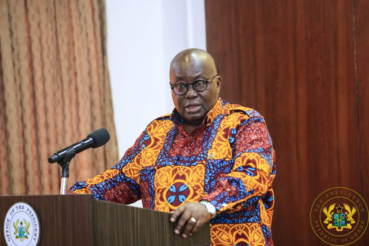 Akufo-Addo pledges Gh¢100,000 from personal resources towards National Cathedral