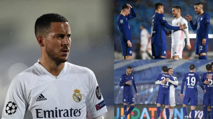 Eden Hazard Linked with Stunning Return to Stamford Bridge After Nightmare Real Madrid Spell