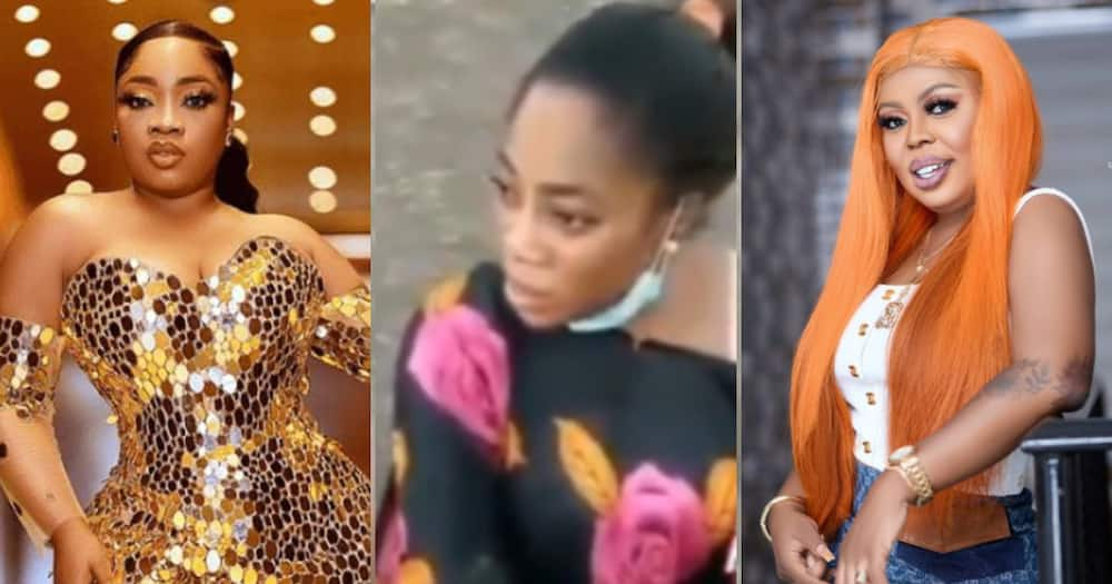 There is no man involved - Afia Schwar opens up on what is wrong with Moesha (video)