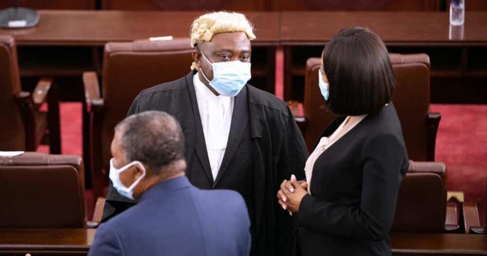 Mahama dragging us to court over innocuous error unfortunate - EC lawyers