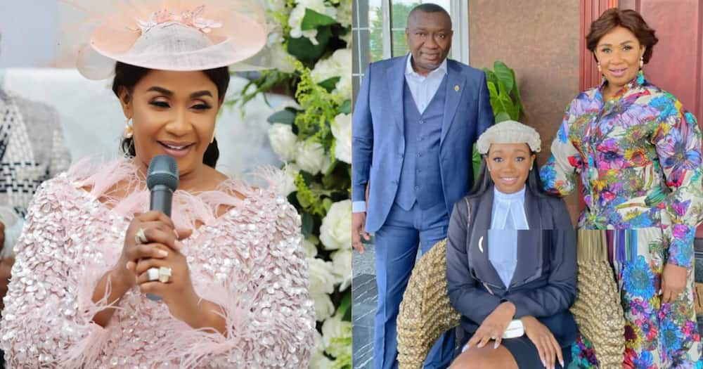 Dr Ofori Sarpong: Despite's Brother Lists All His Children As He Opens Up On His 29-Year-Old Marriage (Video)