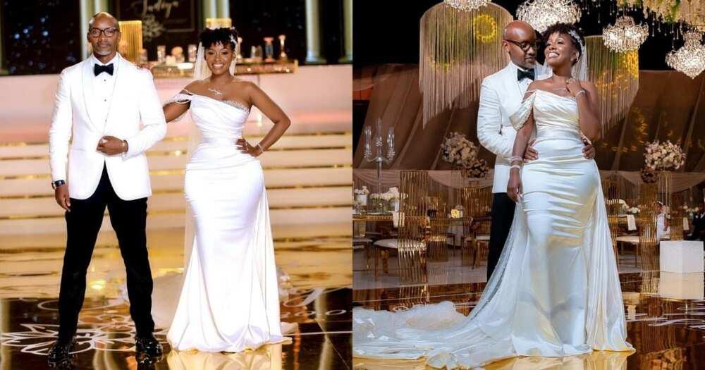 Wow, what a wedding: Couple's photos of luxury wedding stuns