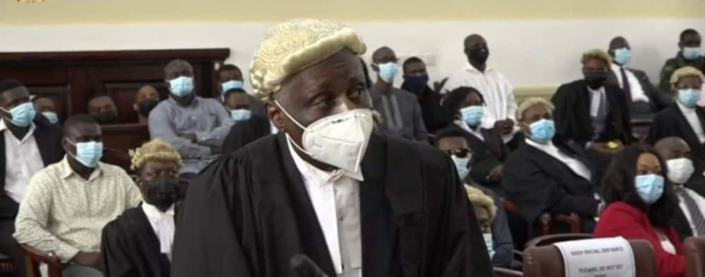 Election petition: Tsikata hints of a potential third witness