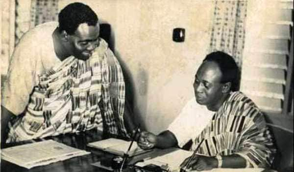 Kwame Nkrumah's touching message on night before independence surfaces online