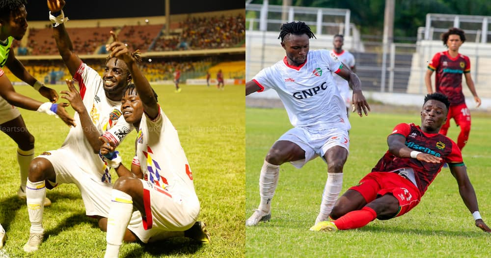 GPL Week 30 round up: Hearts, Kotoko and Oly win games as Liberty and Inter Allies suffer defeats