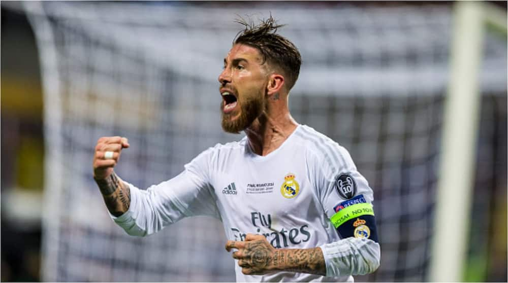 Sergio Ramos: Wife of Real Madrid star Rubio gives birth to fourth son