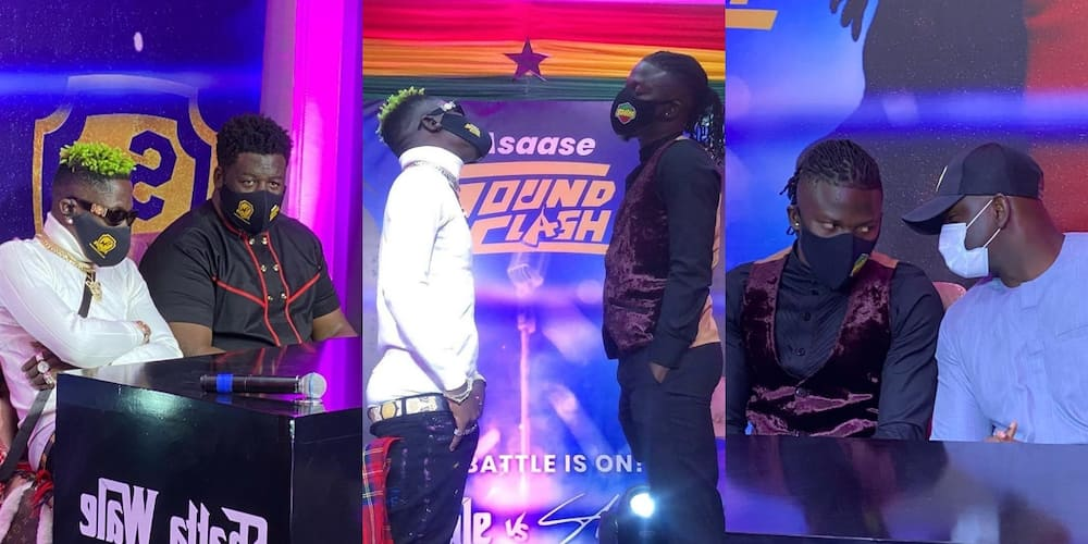 Asaase Radio Sound Clash Between Stonebwoy And Shatta Wale announced