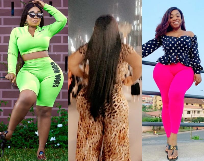 Moesha: Ghanaians Criticise Actress for Saying she won't date a Broke man