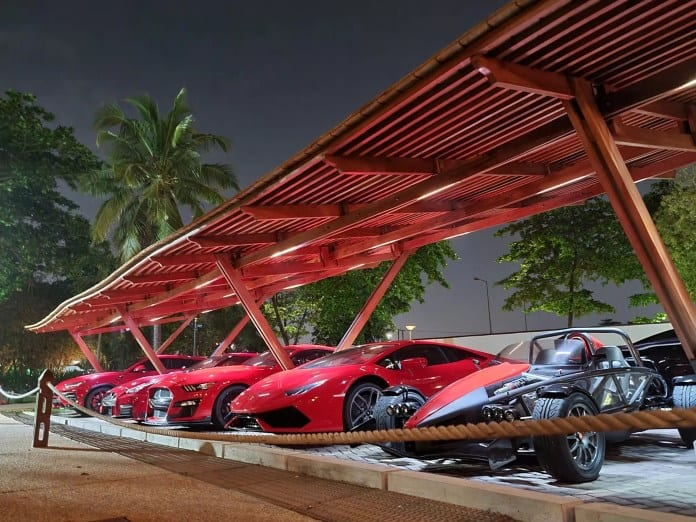 Fleet of customized sports cars owned by Atu Mould before his death surfaces