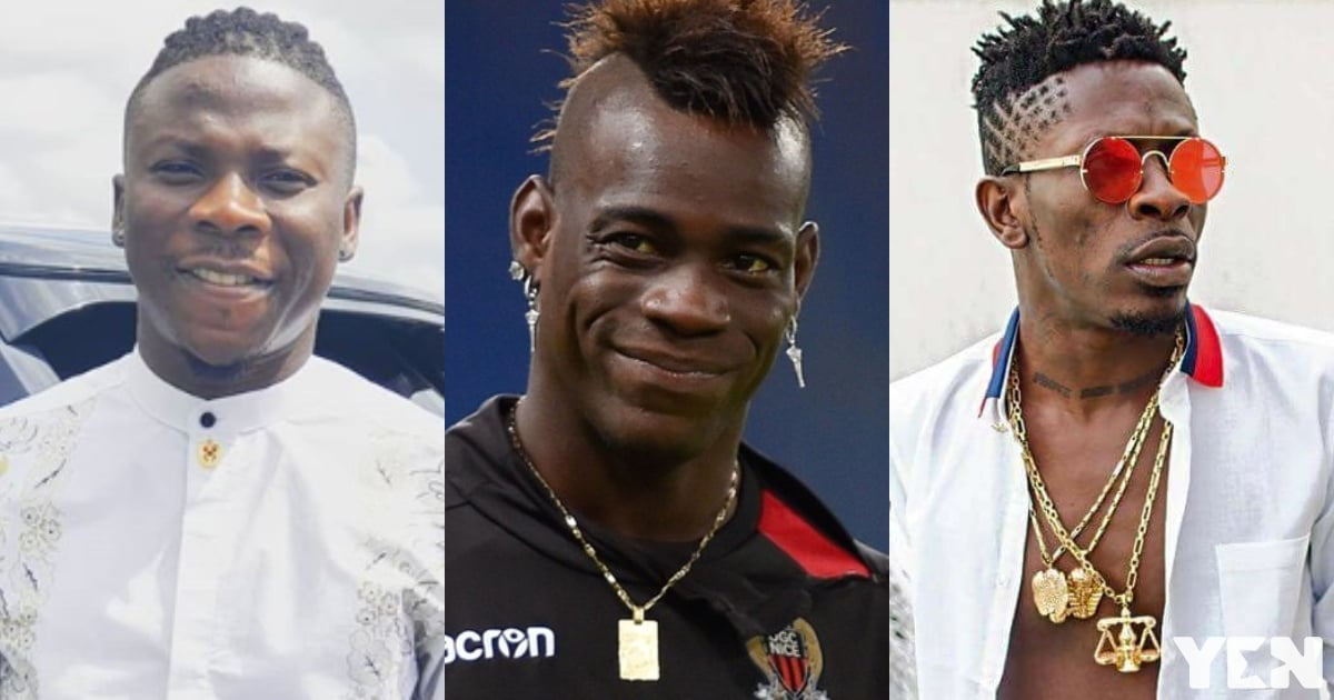 Balotelli shows massive support for Stonebwoy after VGMA fight with Shatta Wale