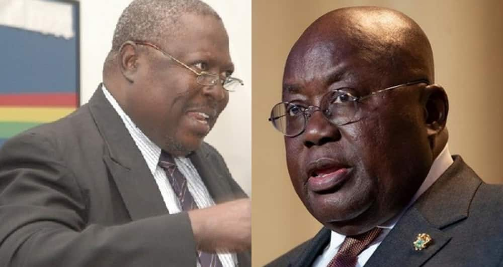 Late former President Rawlings was my insurance for independence as Special Prosecutor - Amidu