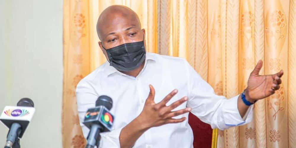 'FixTheCountry': There's a great deal of anger, insipid disillusionment in the country - Ablakwa