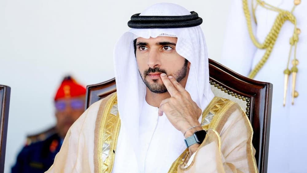 Dubai crown prince leaves luxury car for birds to build nest on it