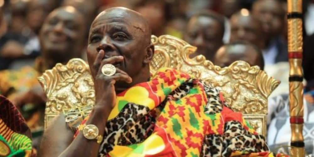 Members of Okyenhene's mining task force shot two persons; accused of stealing over GHs90k