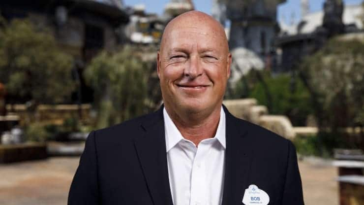 Bob Chapek to replace Bob Iger as Disney CEO with immediate effect