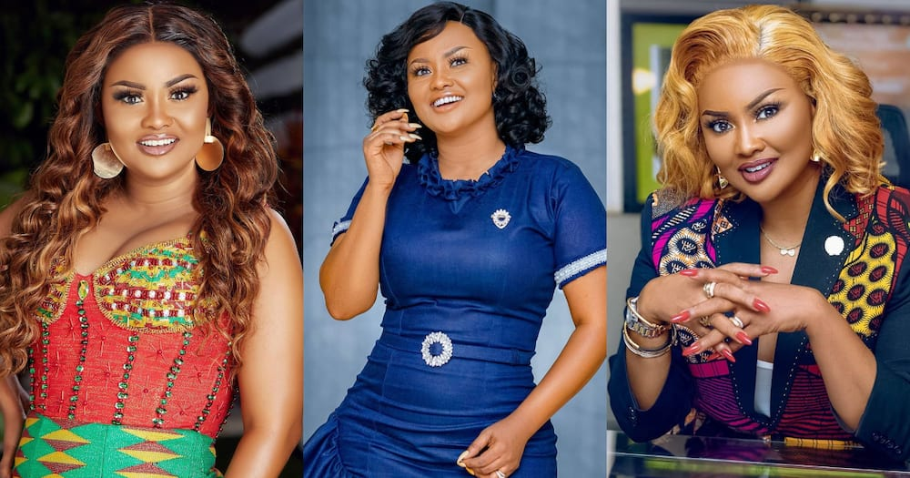 Secret behind her beauty: Nana Ama McBrown exercises vigorously in new video