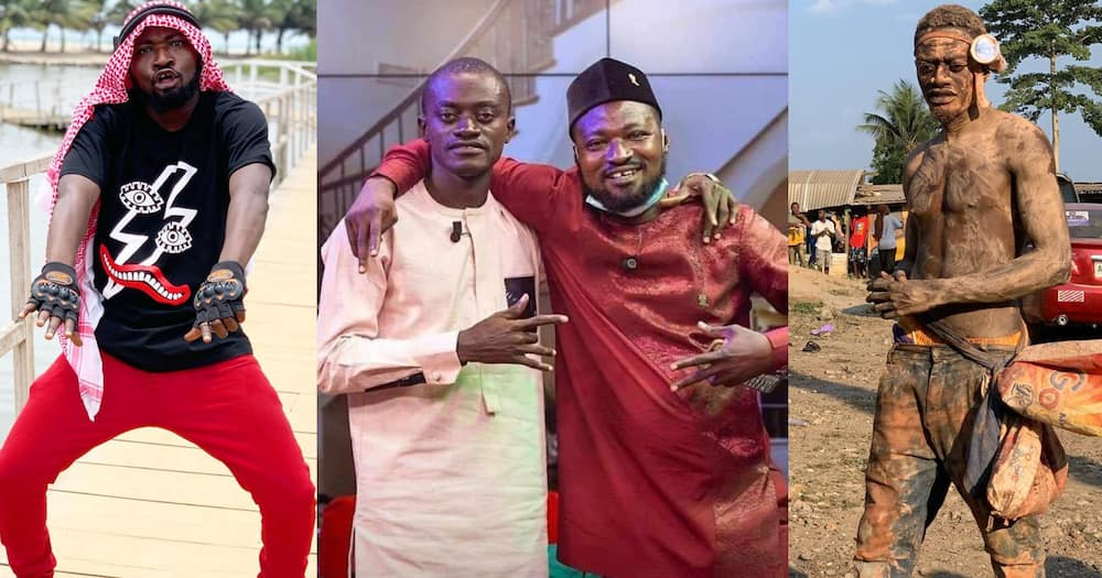 Lil Win celebrates Funny Face on his birthday