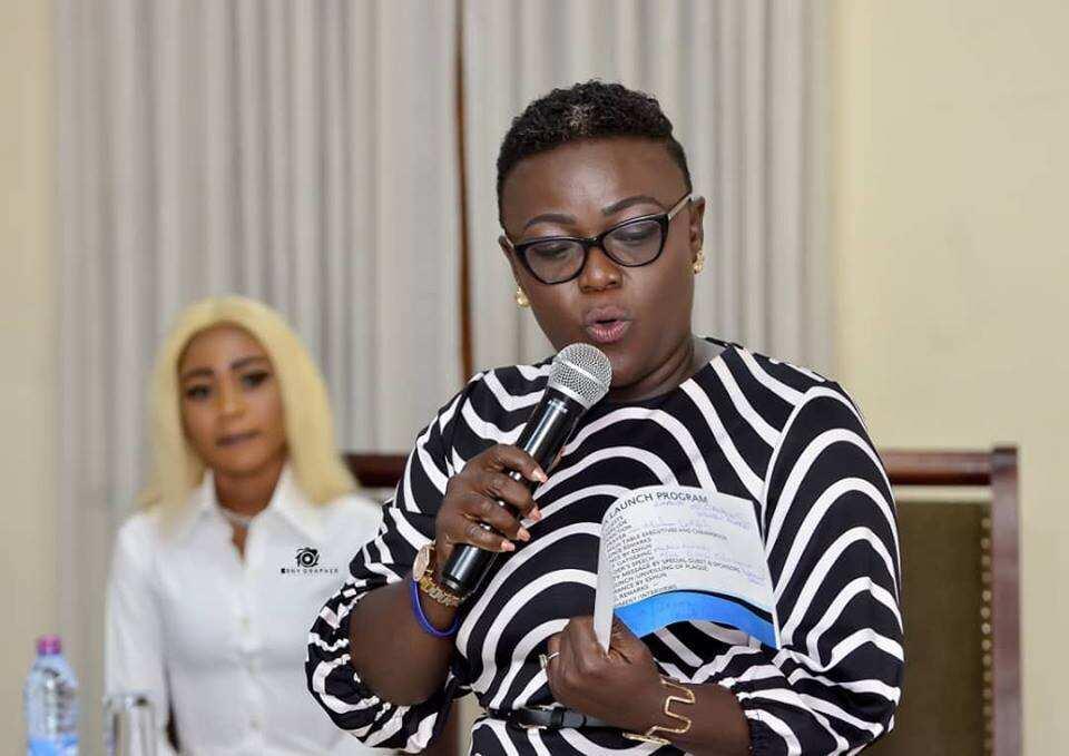 Top journalist Nana Yaa Brefo robbed at gunpoint