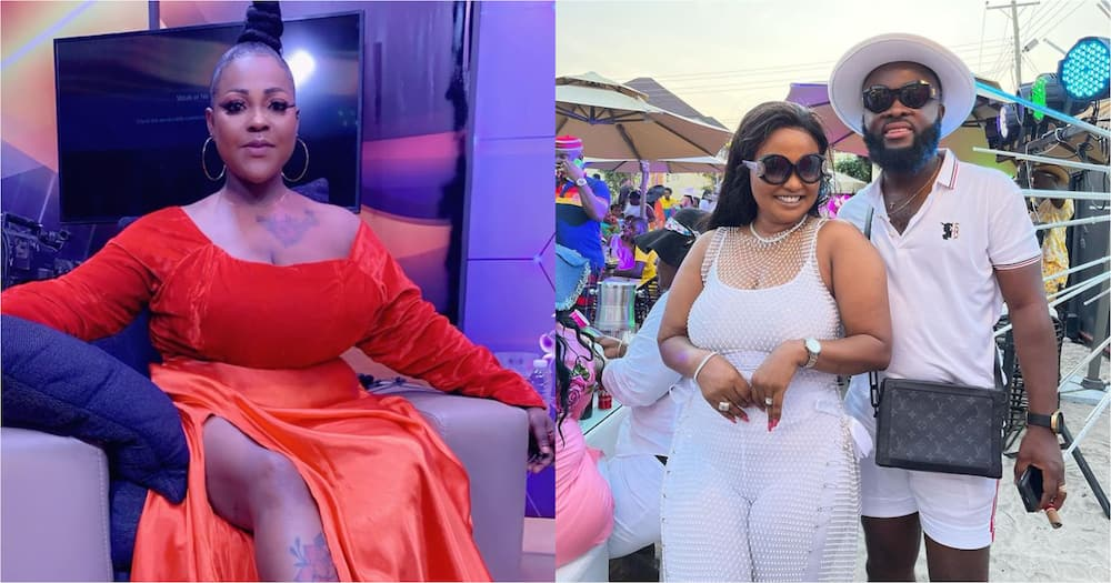 Mona Gucci Goes At McBrown; Claims Her Husband Maxwell Slept With Actress' Friend