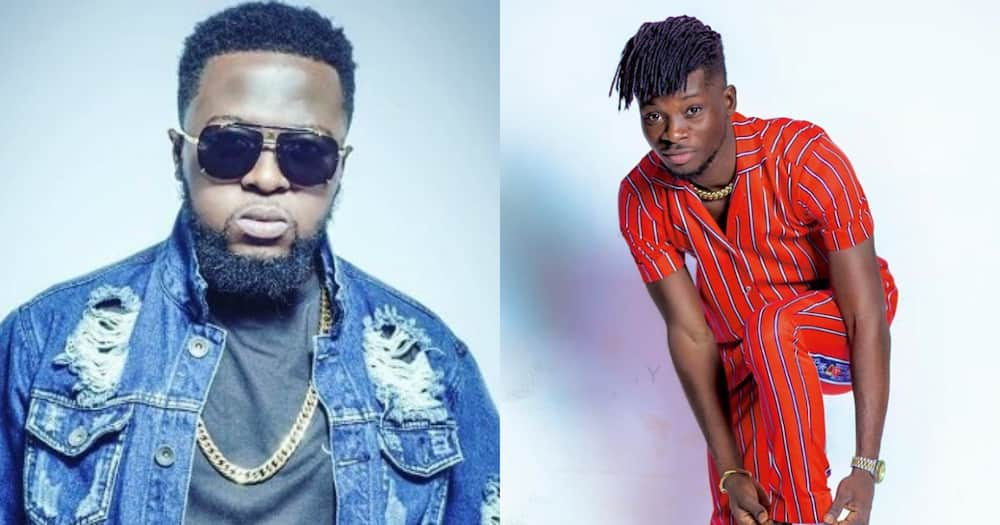 Guru: Kuami Eugene Teases Colleague over Claims that he Produnced 10 hit songs Yearly