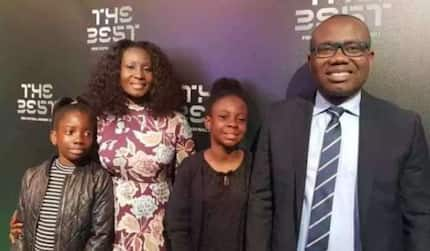 Wild reactions as reports of abuse of Kwesi Nyantakyi's children leak online