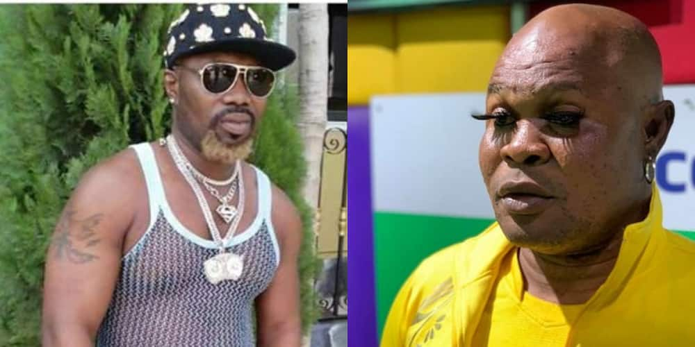Bukom Banku 'bans' former best friend Ayittey Powers from his late mother's funeral